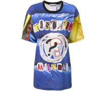"""T-Shirt mit """" Milano""""-Logo"""
