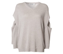 Pullover mit Cut-Outs - women - Baumwolle - 36