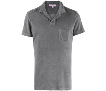 Frottee-Poloshirt