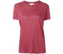 'Luciana' T-Shirt - women - Leinen/Flachs - M