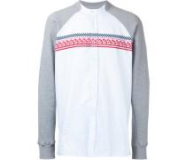 Hemd im Sweatshirt-Look