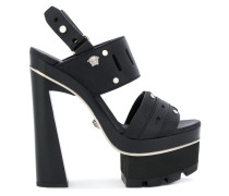 platorm strap sandals
