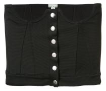 snap corset - women - Elastan/nylon 12/viscose
