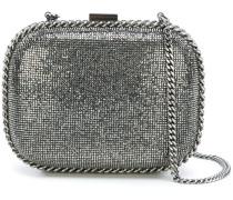 'Falabella' encrusted clutch bag