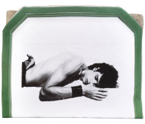 x Robert Mapplethorpe Clutch mit Print - men