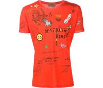'Sexercise' T-Shirt - unisex - Baumwolle - M