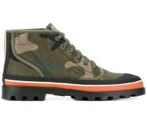 Garavani Camouflage-Stiefel