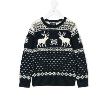 Nordic pattern sweater