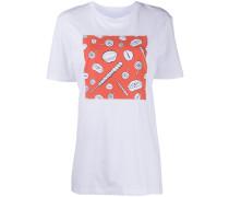 Lollipop print T-shirt