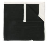 Schal mit Body-Print