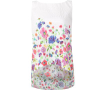 Top mit floralem Print - women