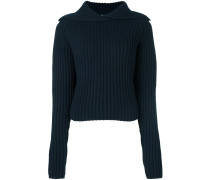 'Felted Knit' Pullover