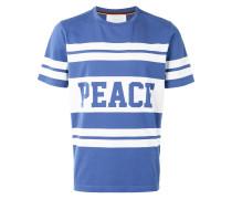 """T-Shirt mit """"Peace""""-Aufschrift"""