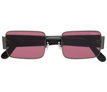 Eckige 'Z' Sonnenbrille