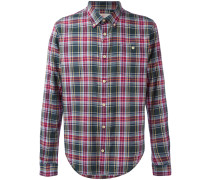 'Oscar' Button-down-Hemd - men - Baumwolle - XL