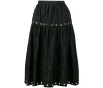- Rock mit Ösen - women - Polyester - 38