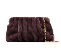 'Vogue' Shearling-Tasche