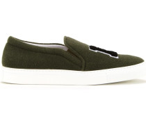 Slip-On-Sneakers mit LA-Patch