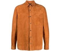 Siena Hemd aus Wildleder
