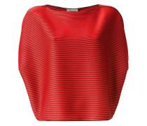 Plissierte Bluse - women - Polyester/Elastan