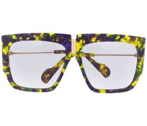 'Havanna' Oversized-Sonnenbrille