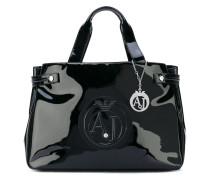 Handtasche mit Glanzeffekt - women
