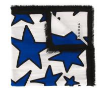star print stole