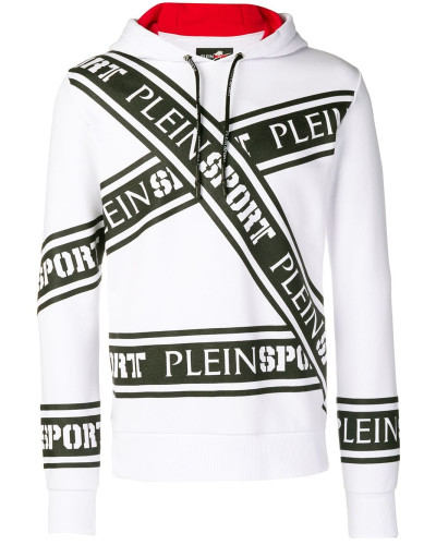Klassisches Kapuzensweatshirt