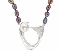 Halskette mit Perlen