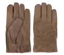 Handschuhe mit Ziernähten