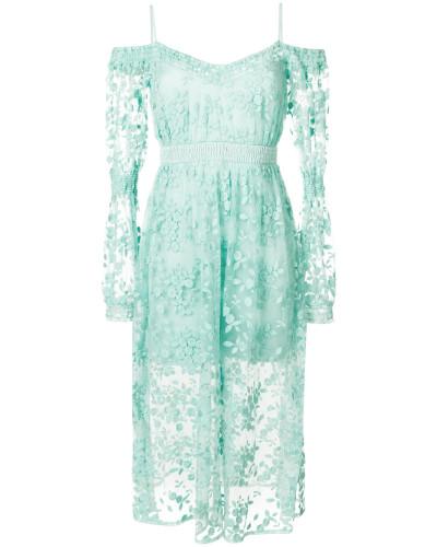 Schulterfreies 'Geneva' Kleid