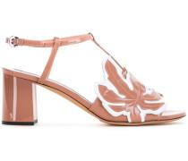 Sandalen mit Blockabsatz - women - Leder - 36.5