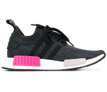 NMD-R1 knitted sneakers - women