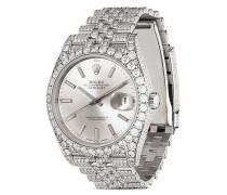 'Customised  Datejust 41 Jubilee' Armbanduhr