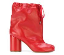 Tabi-Stiefel mit Kordelzug