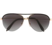 Pilotenbrille mit Farbverlauf - women - Metall