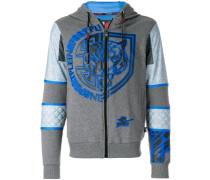 Work zip-up hoodie