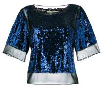 'Cosildo' T-Shirt - women - Polyester/Elastan