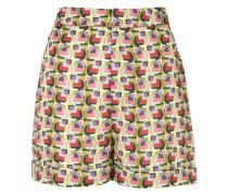 'Aniqa' Shorts mit Print