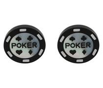 'Poker Chip' Manschettenknöpfe