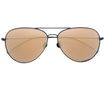 'Ann Demeulemeester Aviator' Sonnenbrille