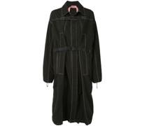 Mantel mit Sicherheitsschnalle