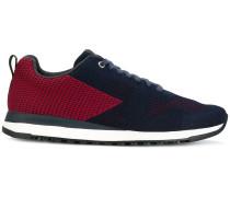 'Rappid' Sneakers mit Netzeinsätzen