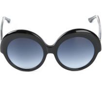 Oversized-Sonnenbrille - women - Acetat