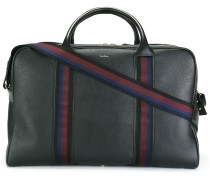 Reisetasche mit Besatzstreifen