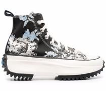 Hybrid Floral Run Star Hike High-Top-Sneakers