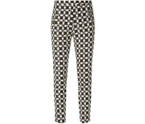 all-over print trousers