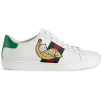 Bananya x  Ace Sneakers