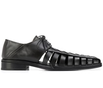 Oxford-Schuhe im Römer-Stil