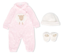 sheep baby grow set